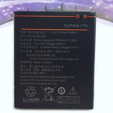 New 2750mAh BL259 Battery For Lenovo Vibe C A2020 A2020a40 Smart Phone Battery цена и фото