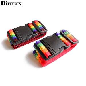 DIHFXX Adjustable Luggage Stra