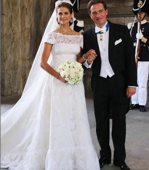 161 0 European Princess Madeleine Wedding Dress 2013 En Vestidos De Novia De Bodas Y Eventos En Aliexpress Com Alibaba Group