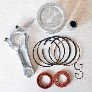 Image 5 - 68mm pierścienie tłokowe uszczelka olejowa korbowód Replacemet zestaw do Hondy GX160 GX200 168F 2kw 2.5KW Generator benzynowy silnik