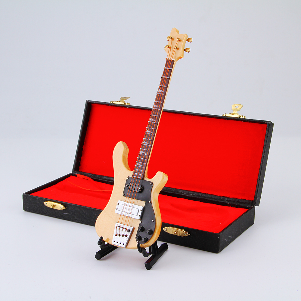 20cm mini electric guitar model mini font b musical b font instrument toy model home decoration