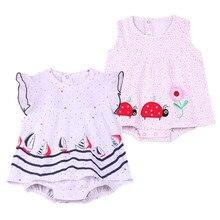 Детские комбинезоны; летние комплекты одежды для маленьких девочек; милая Одежда для новорожденных; одежда для маленьких девочек; Roupa; Комбинезоны для младенцев