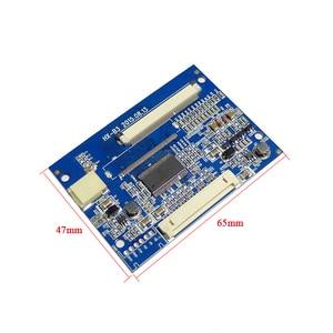 Image 3 - HX B3 lvdsターン60pin ttlポート標準20pin 1 ch 8 lvds入力60pin ttl出力A101VW01