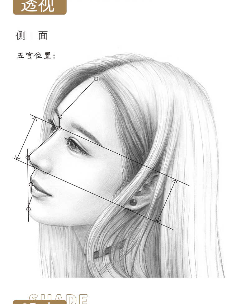 Newest Chinese Color Pencil Sketch Beauty Painting Book Beautiful Girl Self Study Drawing Art Book Figure Painting Tutorial Book