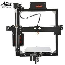 Anet A6 A8 A2 A3s 3D Printer LCD Screen High Precision Reprap Impressora 3d Acrylic Frame Kit Large Printing Size Self Assembly anet a6 desktop 3d printer kit with metal acrylic frame