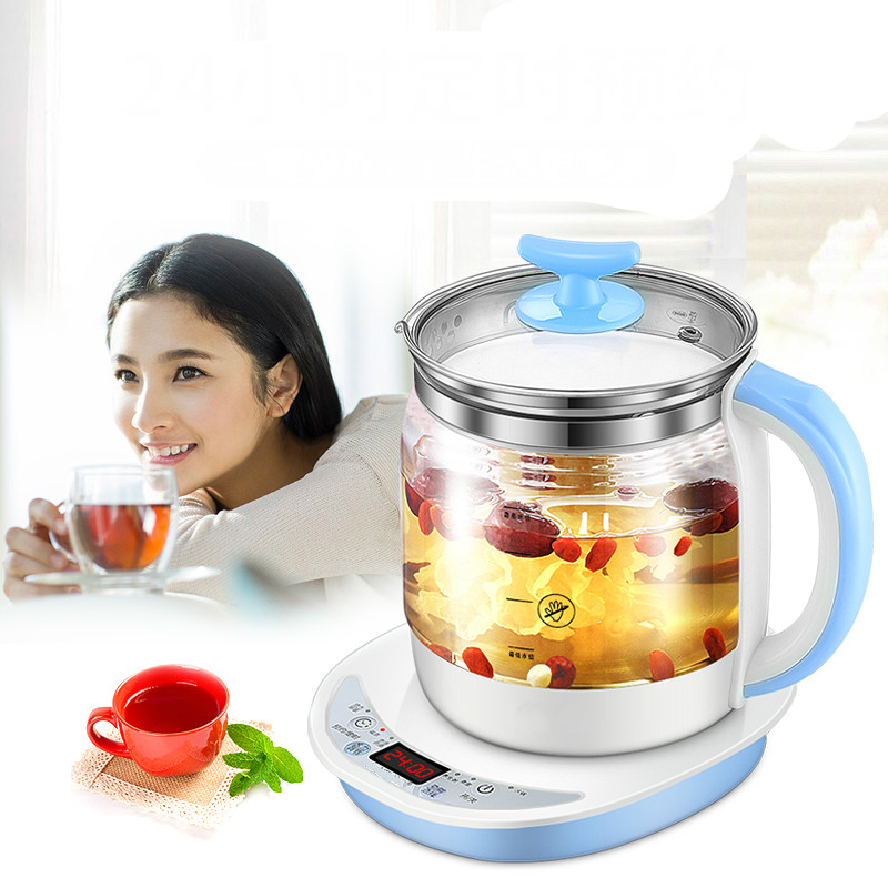 Electric kettle raised pot fully automatic thickened glass boiled flower teapot multi-functional kettle Overheat Protection 4v420 15 fsqd solenoid valve ordinary type electromagnetic valve pneumatic component air tools