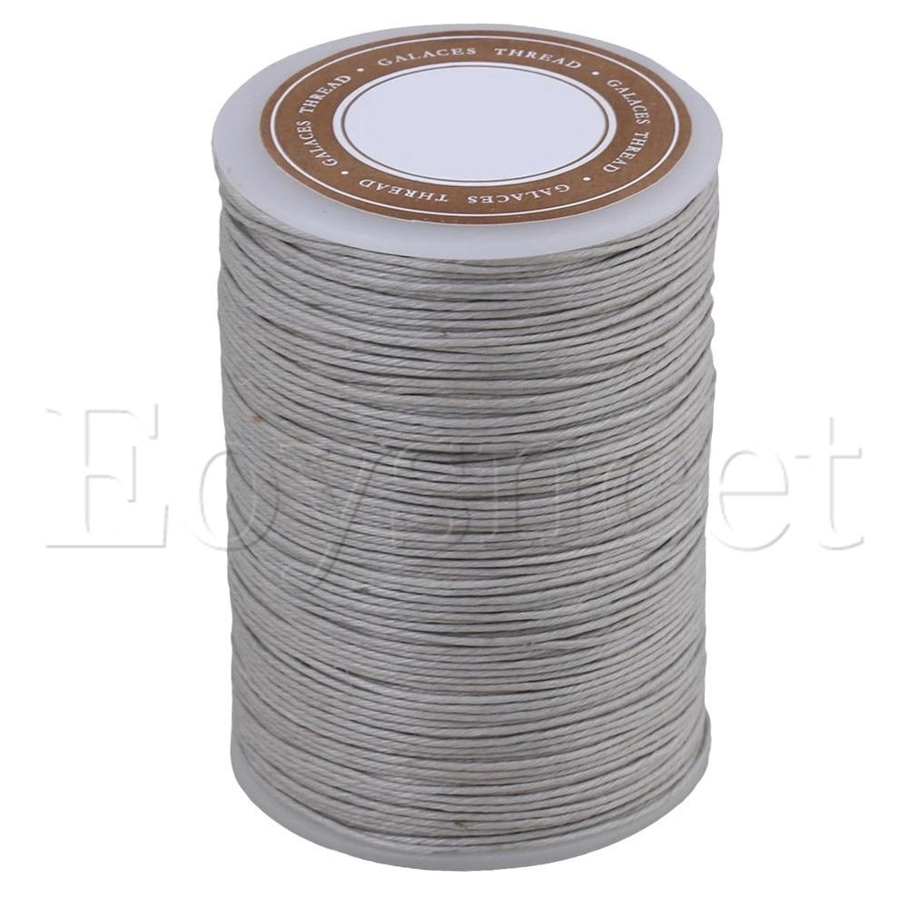Linen waxed cord 4 ply 0.5mm linen waxed cord 4 ply