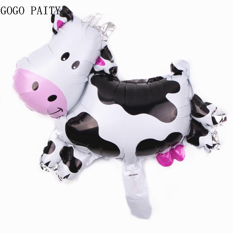 ᗑGogo paity envío libre mini vacas globo película juguetes para ...