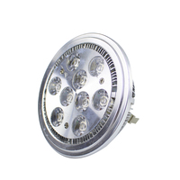 5W/7W/9W/12W AR111 led spotlight lamp Aluminum Alloy AC85-265V Warm/Cold white Replace 100W Halogen for Home Business Lighting