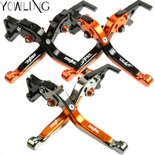 For KTM duke 125 200 390 duke 2013 2014 2015 2016 2017 2018 2019 Motorcycle Adjustable Folding Extendable brake clutch levers