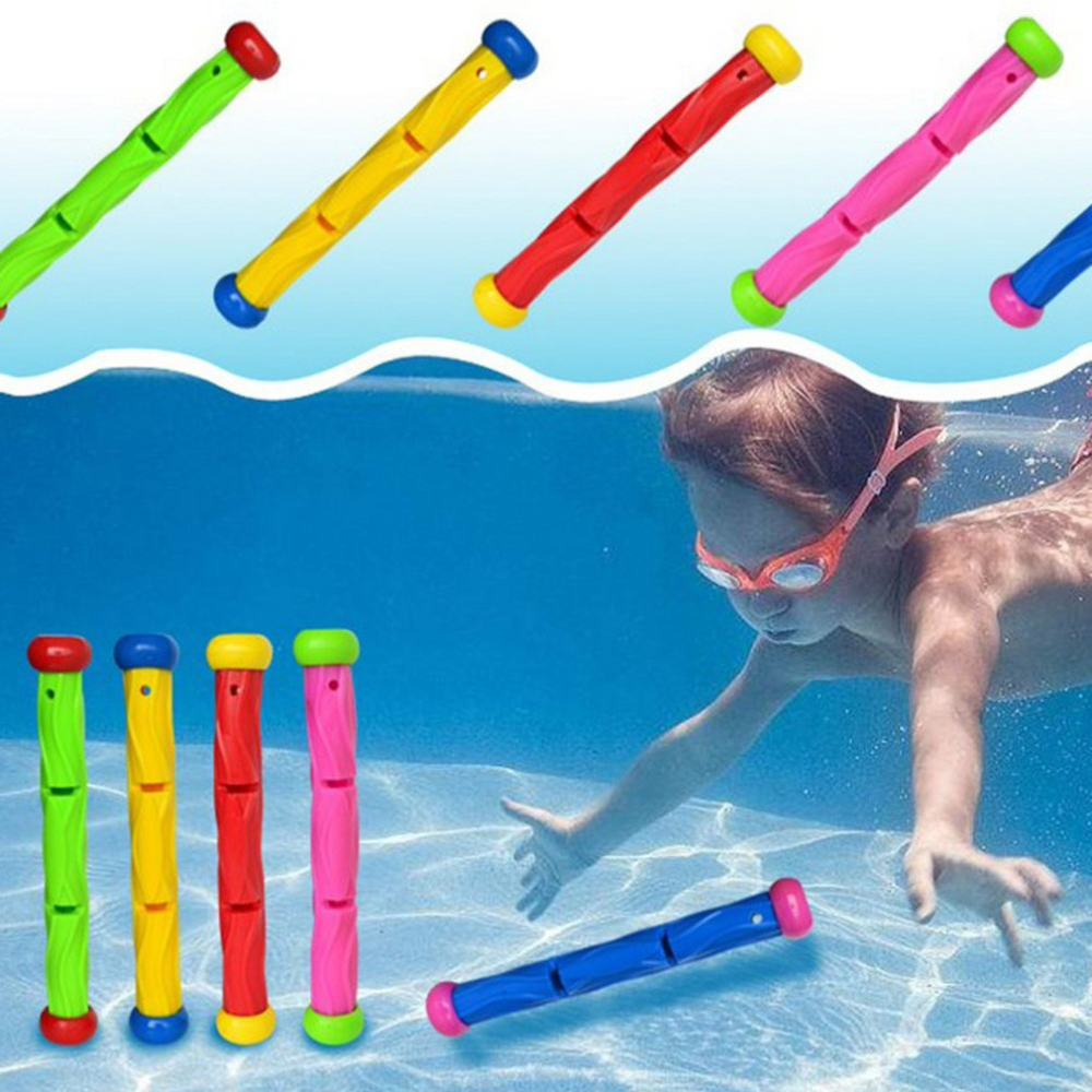 Children's Underwater Toys, Diving Sticks, Swimming Games, Underwater Toys, Swimming Pool Accessories