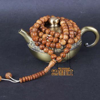 India agate bracelet classical Antique Walnut 99 bracelet with beads beads beads