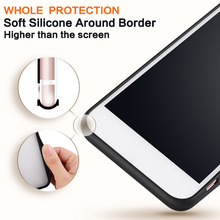 One Piece Soft Silicone Case For iPhone