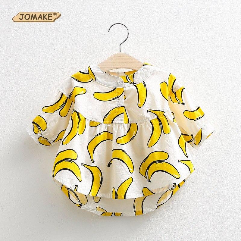 Best Sale 0e32 Dessin Animé Modèle Banane Bébé Fille T