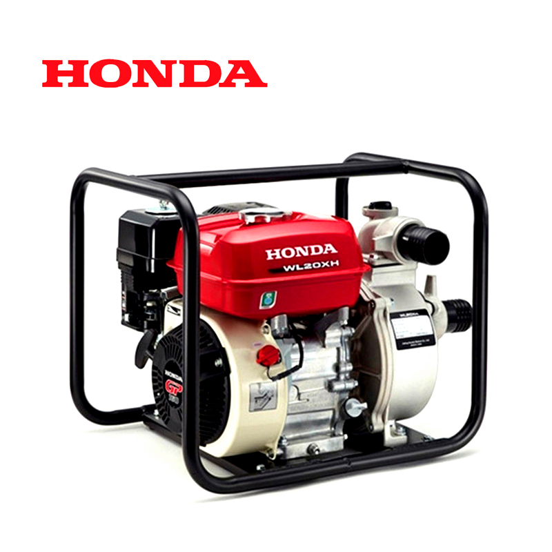 Jialing Honda WL20XH Pumps 2 inches Gasoline Pump Irrigation Clear Water Pump 3-inch 3 inch gasoline water pump wp30 landscaped garden section 168f gx160 agricultural pumps