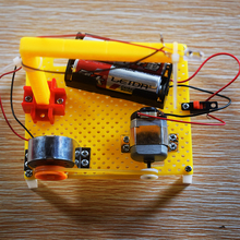 Generator model/scientific physics experimental Educational toys/DIY technology production/puzzle/baby toys for children/toy