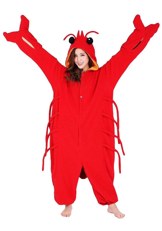 Red M M Halloween Costume