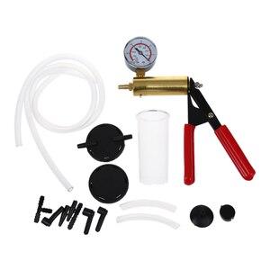 Image 2 - اختبار فراغ ، مجموعة مضخة تفريغ ، أداة سيارة ، أداة اختبار فراغ ونزيف الفرامل