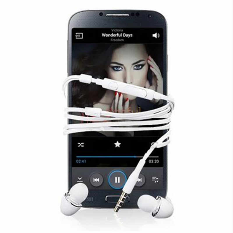 S4 słuchawki 3.5mm słuchawki douszne bass sport fone de ouvido słuchawki słuchawki stereo dla xiaomi iphone samsung PK S8 S7 S6 am115