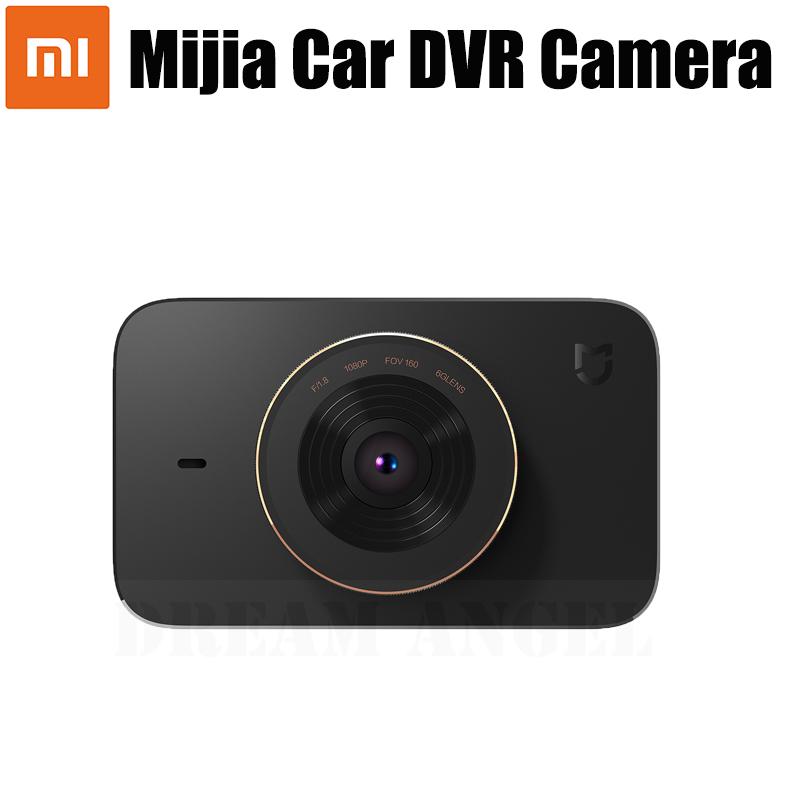Prix pour Nouveau 2017 Xiaomi Mijia Carcorder Dash Caméra F1.8 1080 P 160 Degrés Grand Angle 3 Pouce HD Écran WiFi Connexion De Voiture DVR Caméra