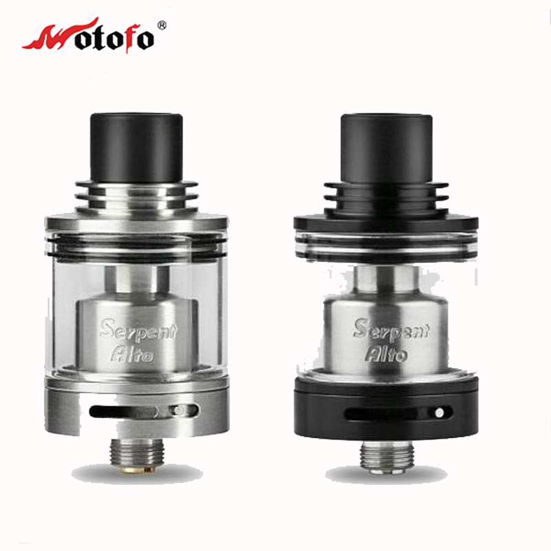 Authentic Wotofo Serpent Alto RTA Atomizer 2 5ml E juice