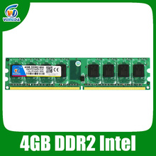 New ram ddr2 4gb 800MHz For Desktop Compatible Memoria Ram ddr2 667Mhz Dimm 240pins