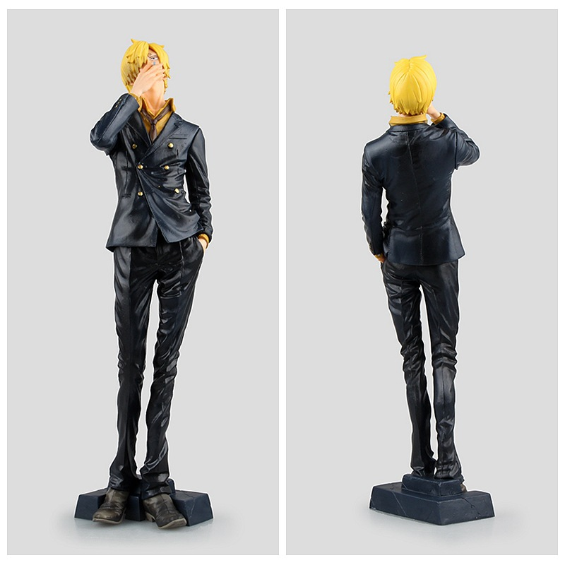 One Piece Sanji King Of Artist 26cm Model Toys Anime PVC Action Figure Kids Birthday Gift Free Shipping In Toy Figures From Hobbies On