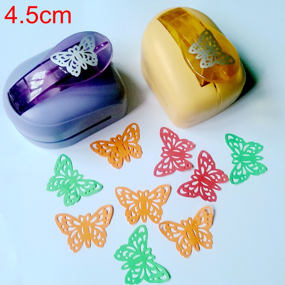 jef large butterfly shaper craft punch scrapbooking