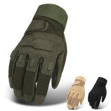 Wojskowe rękawice taktyczne Army Airsoft rękawice męskie policyjne specjalne Torces Outdoor Shooting Gear Paintball Hunter pół pełne rękawiczki tanie tanio TRIBAL HAWK Mężczyźni Mikrofibra Poliester Dla dorosłych Stałe Nadgarstek Nowość CDG-6B Half Full Finger gloves