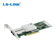 LR-LINK 6822XF-SFP+ 10Gb Ethernet Fiber Optical Network Adapter Dual Port PCI-Express Lan Network Card Mellanox ConnectX-3 NIC