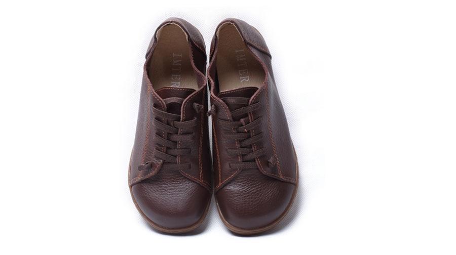 (35-42)Women Shoes Flat 100% Authentic Leather Plain toe Lace up Ladies Shoes Flats Woman Moccasins Female Footwear (5188-6) (35-42)Women Shoes Flat 100% Authentic Leather Plain toe Lace up Ladies Shoes Flats Woman Moccasins Female Footwear (5188-6) HTB1wqq5SXXXXXbNapXXq6xXFXXXo