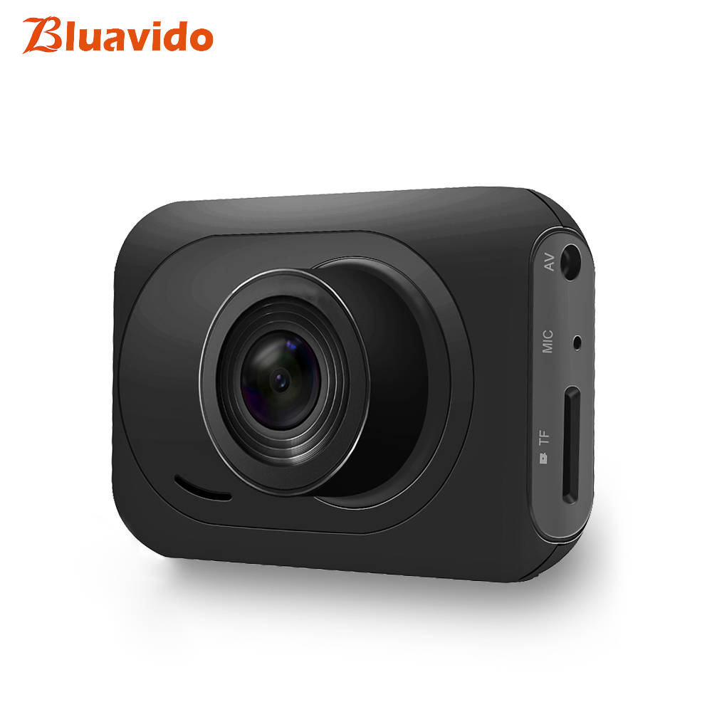 Bluavido Car DVR Dashcam Camera Cycle-Recording Auto-Video-Recorder G-Sensor Night-Vision