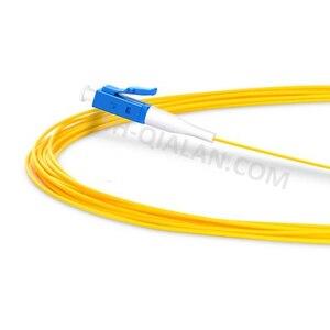 Image 3 - 1.5 เมตร 50 ชิ้น LC UPC ไฟเบอร์ออปติก pigtail Simplex 9/125 โหมดเดี่ยว 0.9 เมตร PVC FTTH Pigtail
