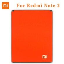XiaoMi оригинальный BM45 запасная батарея для Xiaomi Redmi Note 2 Hongmi Note2 батареи мобильного телефона 3020mAh с бесплатной доставкой