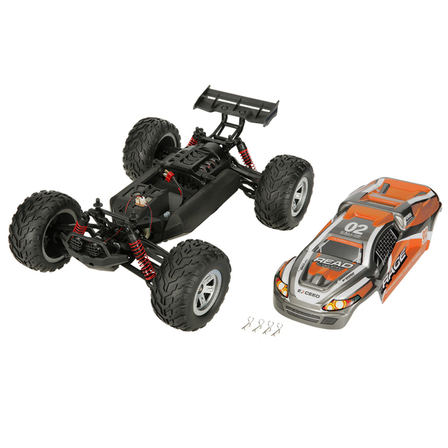 1/12 4WD High Speed Amphibious remote control RC Car FY10 High-performance water land Short Course RC Off-road Racing car toy 4