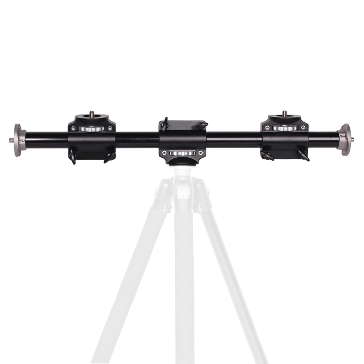 ASHANKS 60cm Tripod Cross Arm Mount Bracket Photography transverse support for DSLR Camera Computer action camera accessories ashanks small photography studio kit