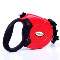 Pet Product Auto Retractable Dog Leashes Walking Leads 5M 8M Small Puppy Dogs One Handed Lock