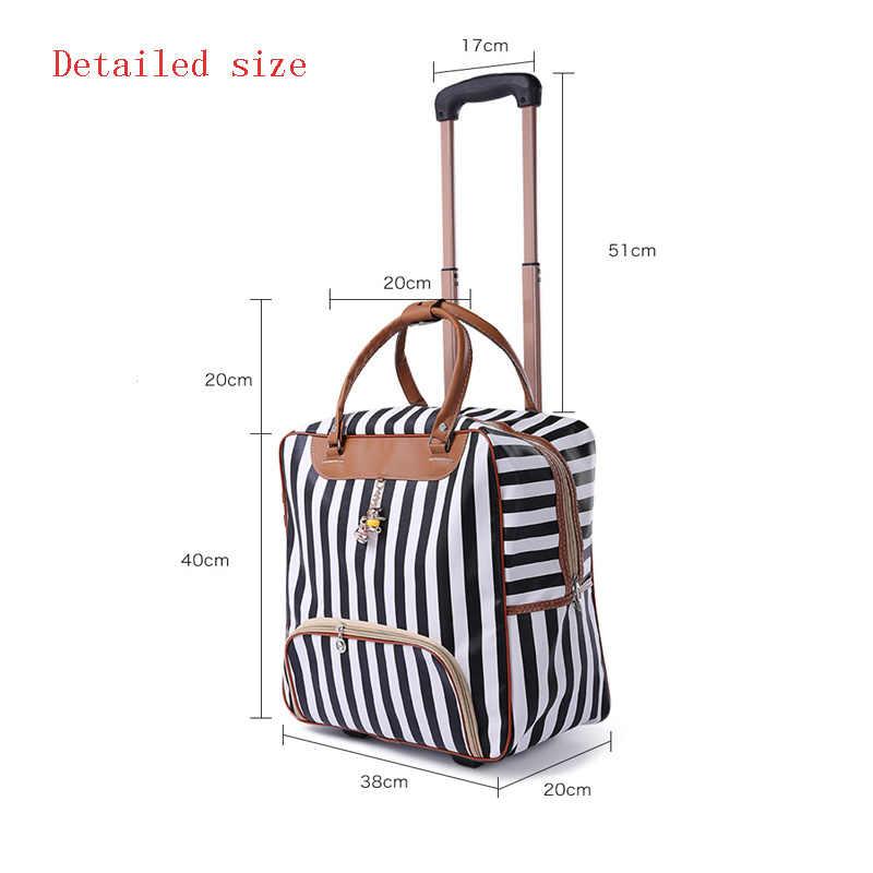 Женская одежда для чемодана, чехла, водонепроницаемая ткань Оксфорд для салона, коляска, ручной Багаж, коробка-вагон, универсальный чемодан на колесиках