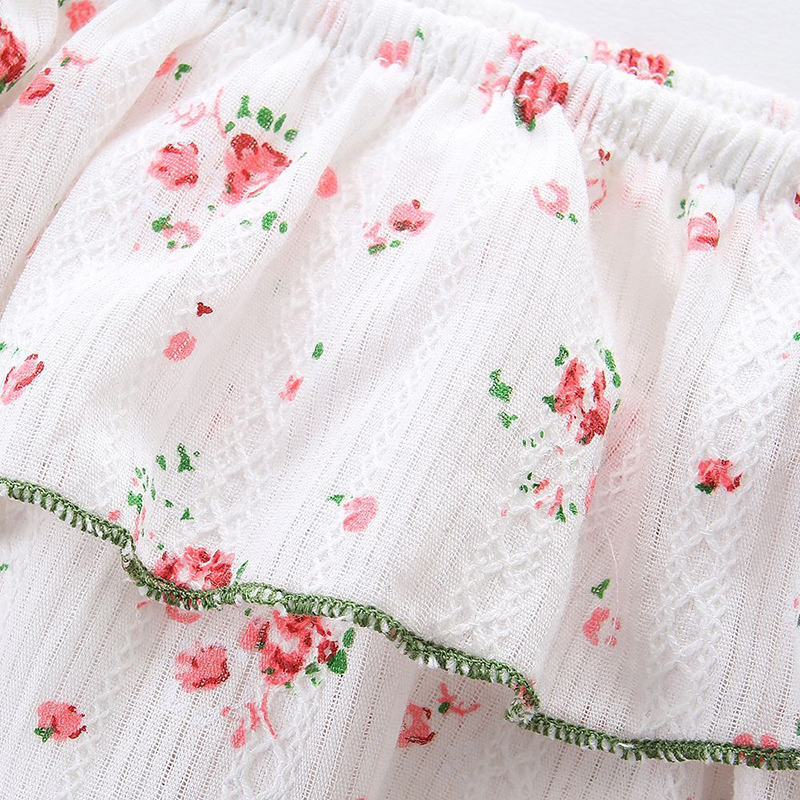Baby Bebe Girls Sukienki dla dzieci Girls Sukienki bez rękawów - Ubrania dziecięce - Zdjęcie 5