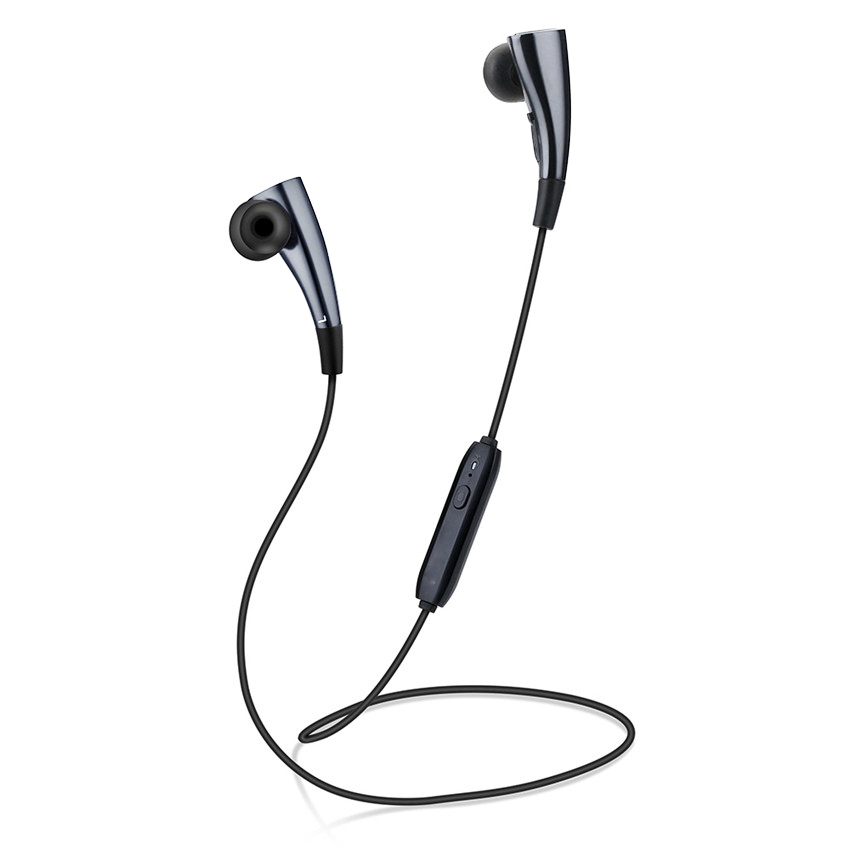 LEMFO Wireless Bluetooth 4.1 Stereo Headset Sport Handsfree Magnetic Earphone Noise Reduction for iPhone Samsung Phone Tablet universal sport stereo handsfree wireless bluetooth 4 0 stereo headphones sport earphone headset for samsung iphone