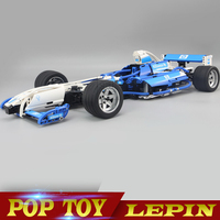IN STOCK Lepin 20022 1586Pcs Genuine Technic Series The Williams F1 Team Racer Set Educational Building