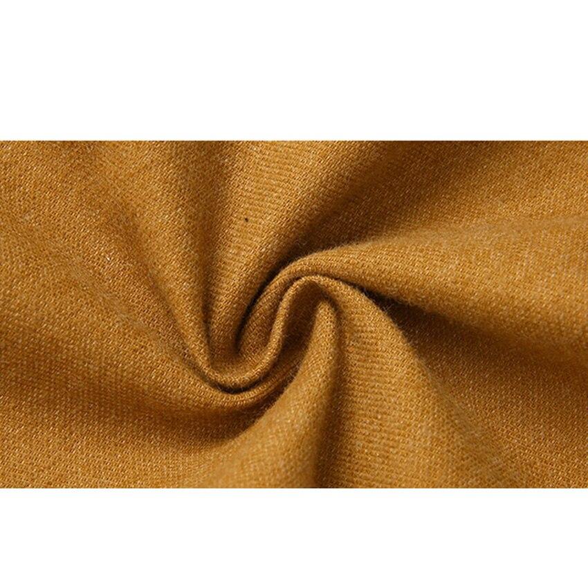 Free Shipping Men Full Length Fleece Inside Keep Warm Pants 5 Colors Choice Men's Winter Trousers 52