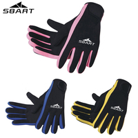 Wholesale Slinx 3mm Neoprene Diving Gloves High Quality Gloves for Swimming Keep Warm Swimming Diving Equipment Free Shipping