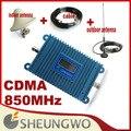Директ Маркетинга Sunhans ЖК-Дисплей CDMA850Mhz 3000 площадь + открытый, комнатная антенна + кабель сотовый телефон booster CDMA Ретранслятор