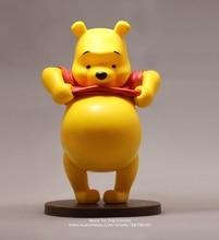 דיסני פו הדוב 22 cm פעולה איור אנימה קישוט אוסף צלמית צעצוע דגם לילדים מתנה