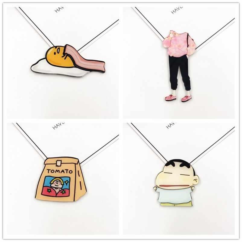 1 Pcs Multi Berwarna Lemon Irisan Bros Kartun Acrylic Lencana Ikon Pada Backpackcollar Lencana untuk Pakaian Diy Hadiah Kawaii pin
