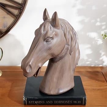 To the new USA style retro horse art decorative resin Home  decor D0191 cutting dies fidget spinner casamento pet cozinha craft