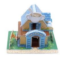3D Puzzle House