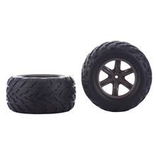 1 Pair of 15 ZJ01 Car Tyres With Sponge Car Parts for S911 9115 font b