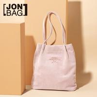 JONBAG Winter bag autumn fashion Korean version 100 build hand bill of lading shoulder bag large capacity tote female bag